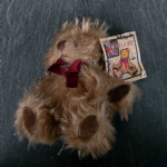 RUSS Gregory teddy bear TAGGED 5 INCH